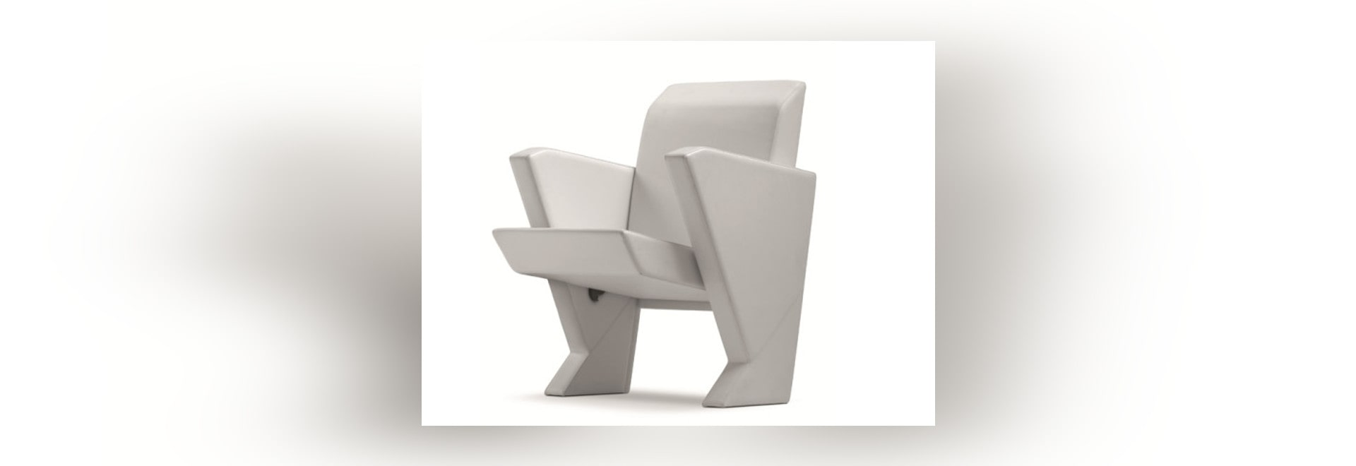Luxurious chairs designed by Daniel Libeskind star in his new MICX