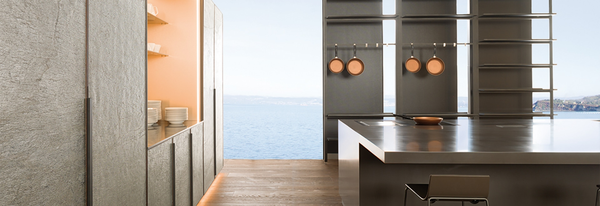 Luxury and Innovation in Kitchen Design