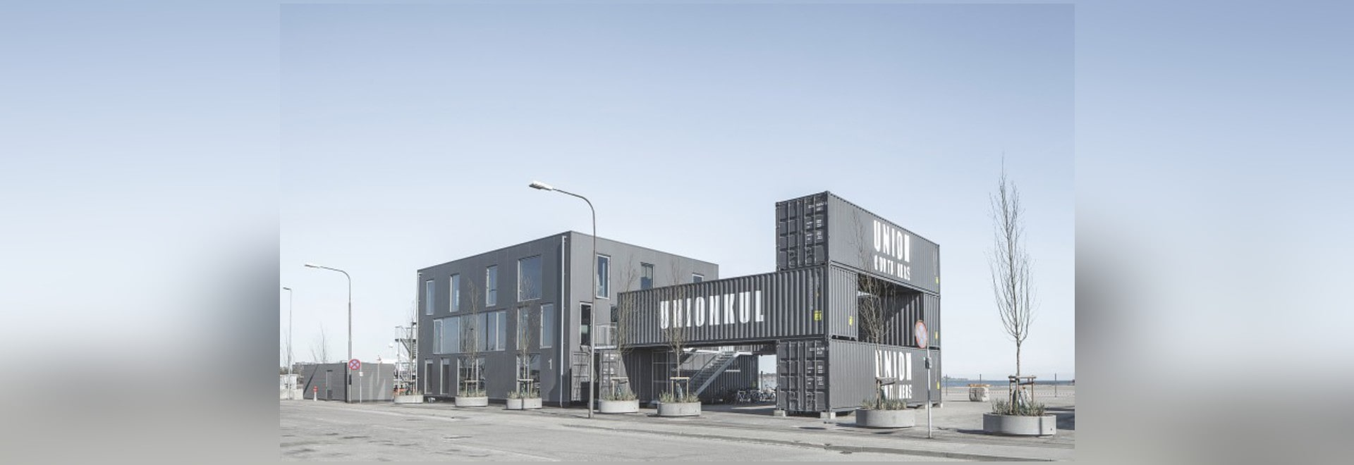 MADE TO BE MOVED: AN OFFICE BUILDING THAT CAN BE DECONSTRUCTED AND RELOCATED