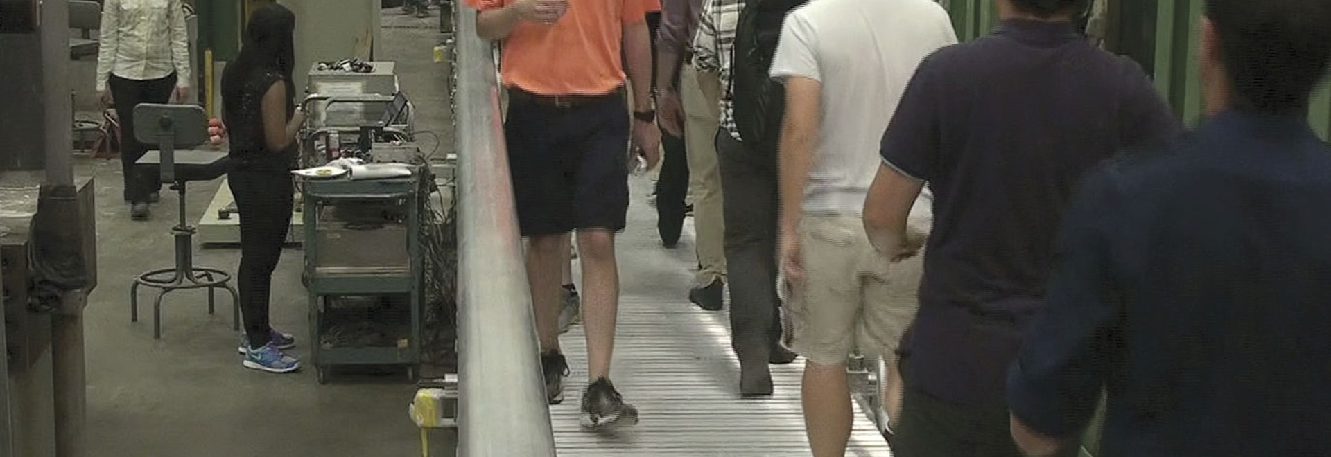 Make-A-Bridge® weld-free aluminum pedestrian bridge undergoes vibration tests at University of Waterloo, Ontario, Canada