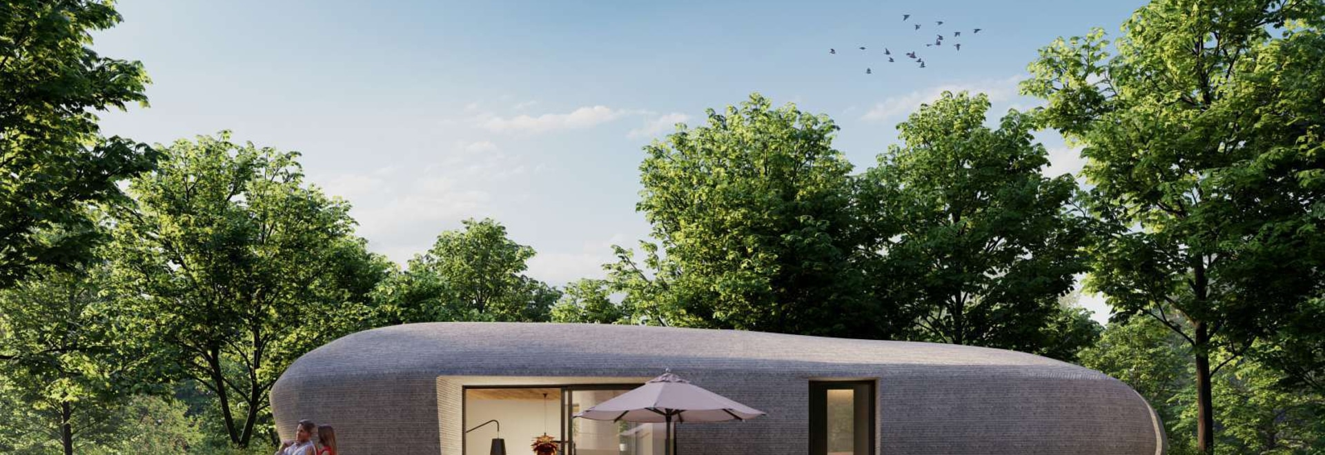 Making a 3D-Printed House into a Home