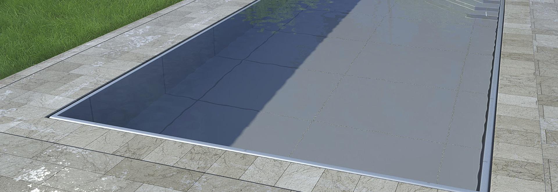 Piscine En Inox Steel And Style marine inox - overflow panel pool from stainless steel