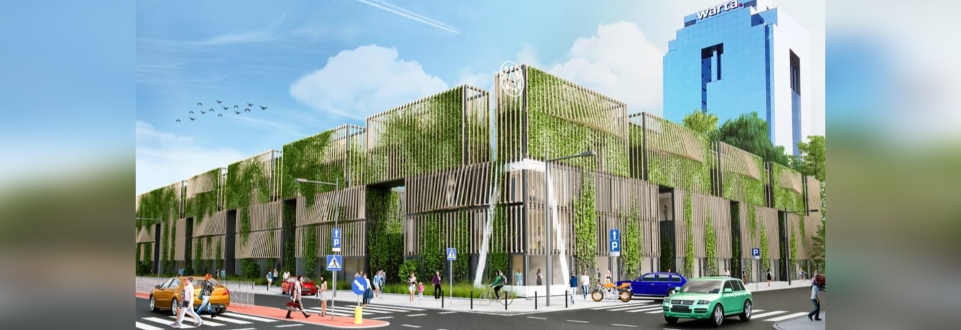 Massive shipping container shopping center to pop up in Warsaw