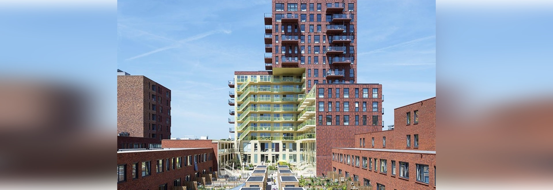 mei architects inscribes tower in utrecht with poetic verse about life in the city