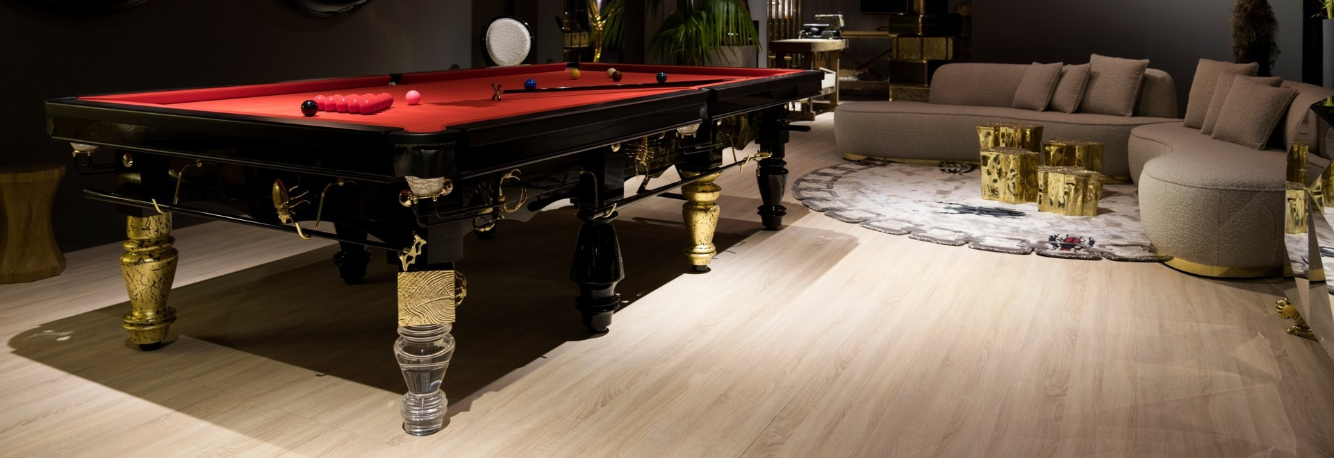 Metamorphosis Snooker Table