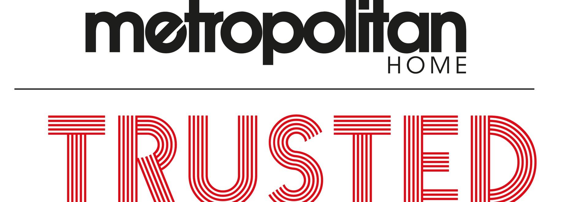 Metropolitan Home Trusted Brand Awards 2017
