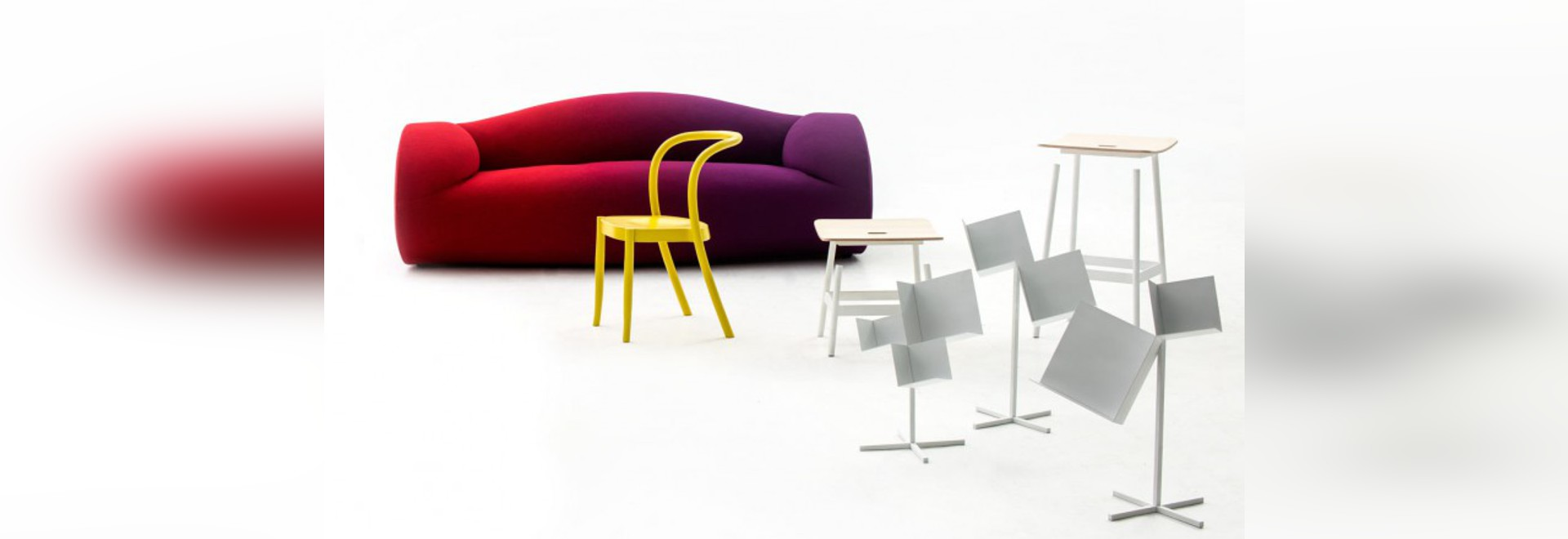MILAN 2015: MOROSO PREVIEWS NEW DESIGNS FROM RON ARAD & NENDO