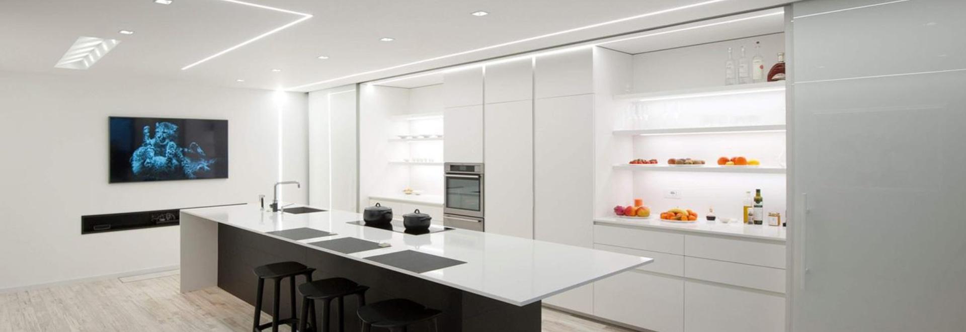 Minimalism in the kitchen!