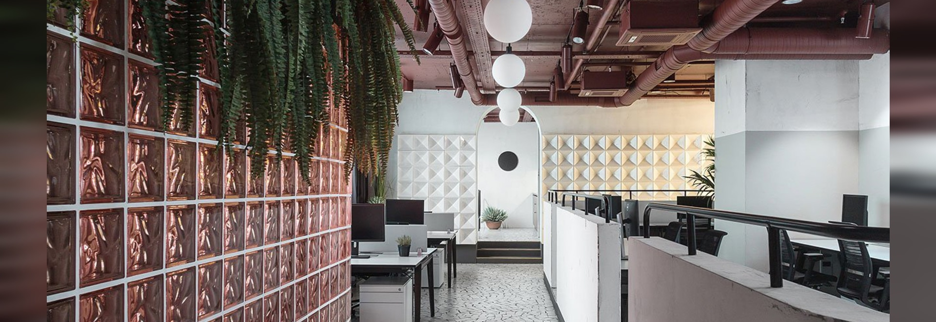 Modern Meets Homage in the Offices of Vizor Interactive by STUDIO11 in Minsk, Belarus