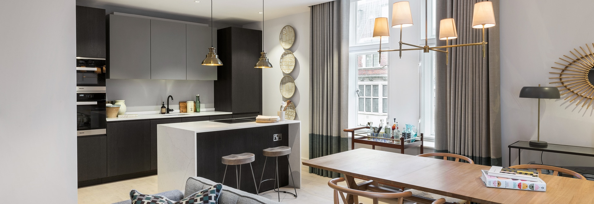 Multiapartment in the heart of London