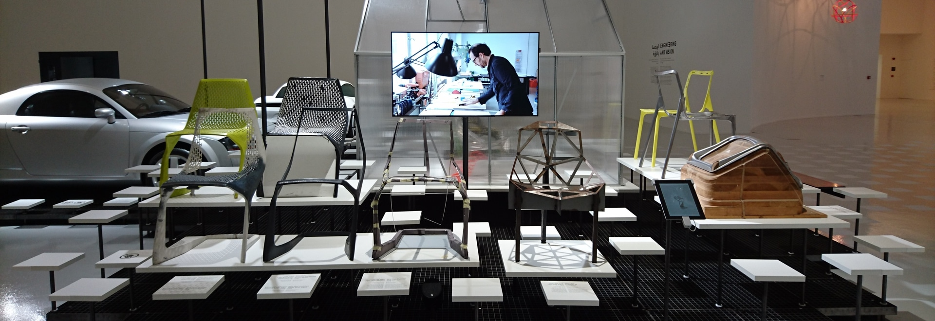 MYTO prototypes at the Driven by German Design exhibition