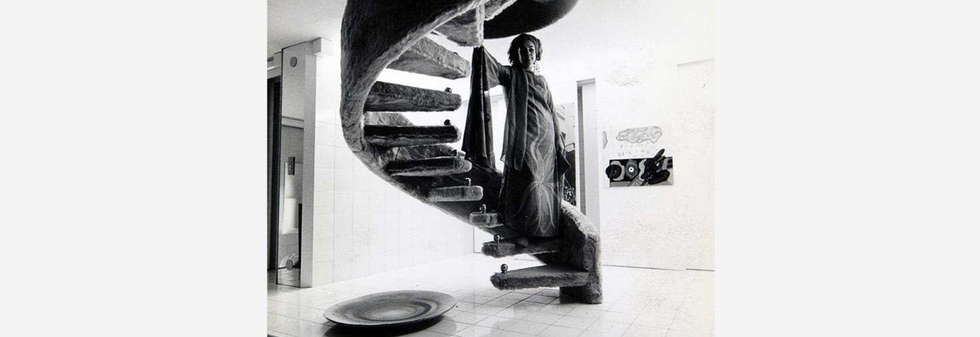 Nanda Vigo, La casa sotto la foglia