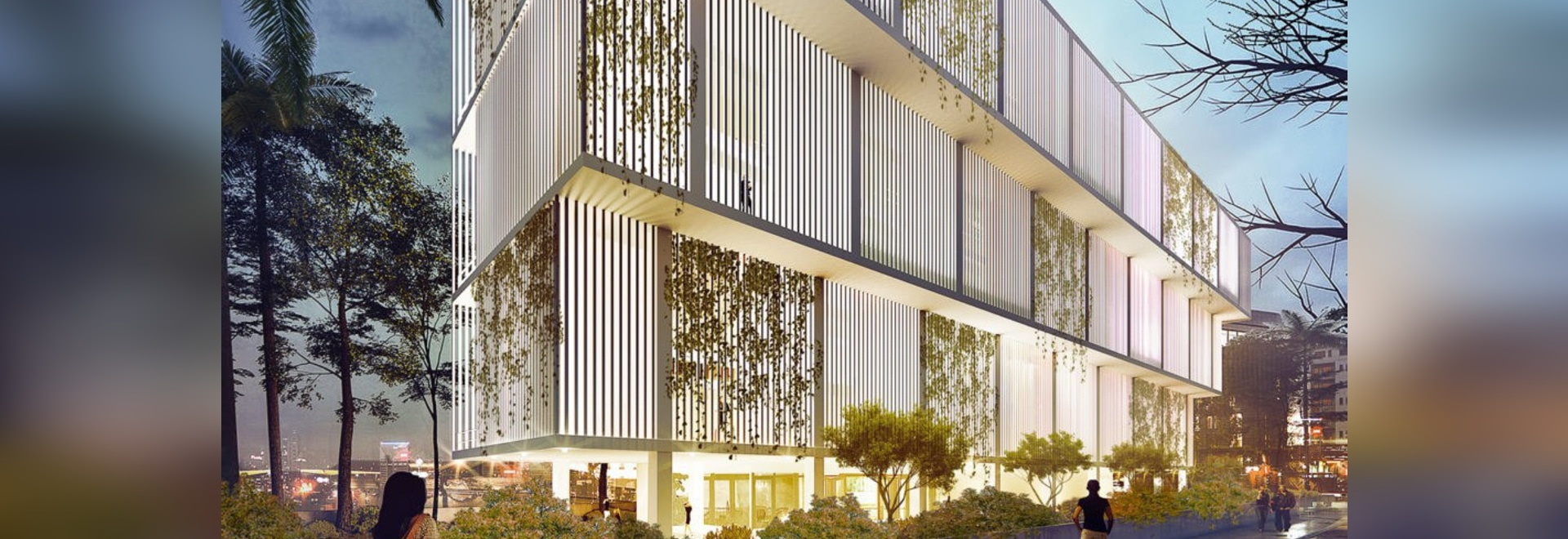 Naturally cooled Otunba Offices has a small footprint but a large social impact