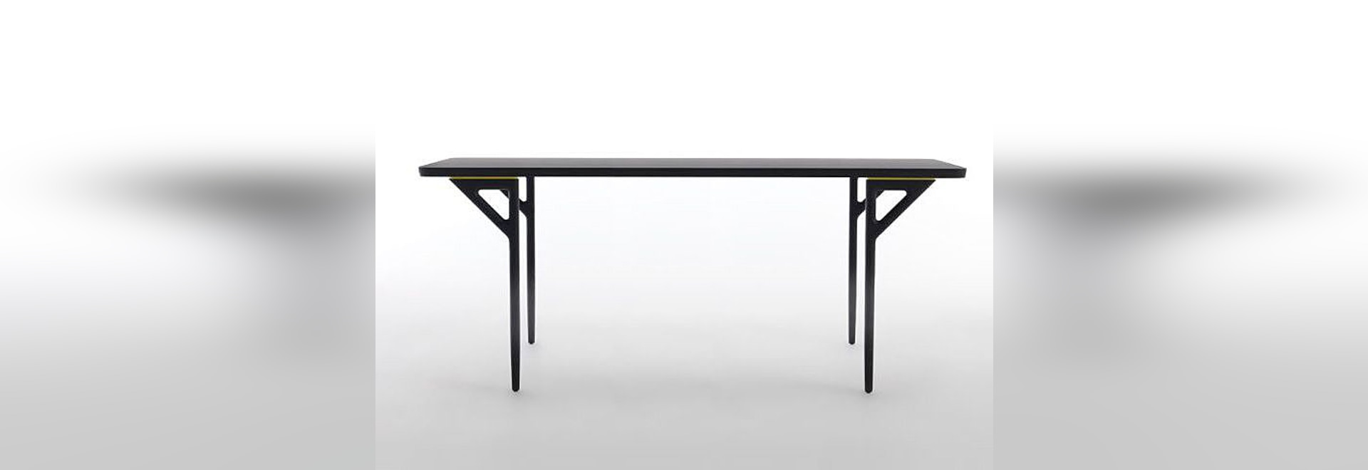 NEW: contemporary table by HORM.IT