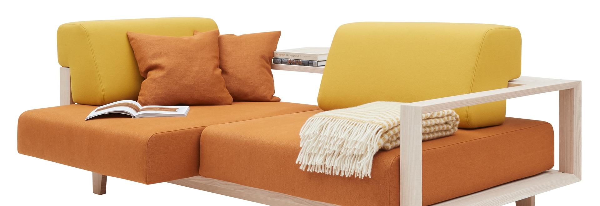 The new creative sofa WOOD