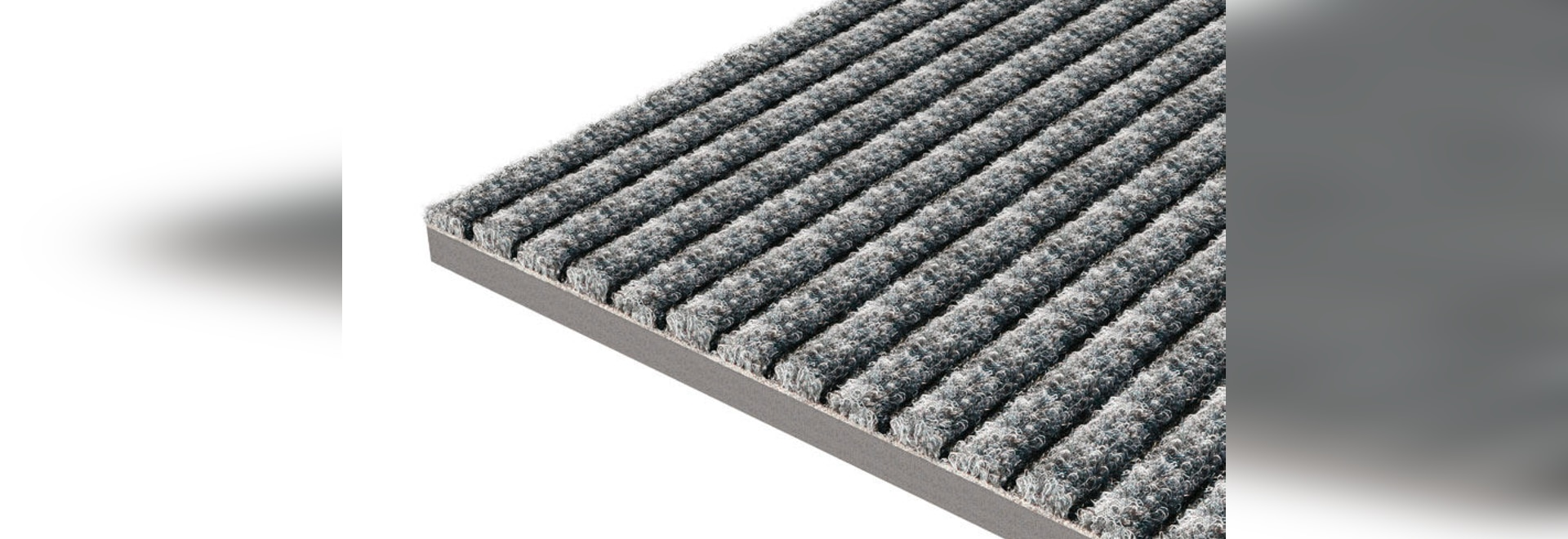 NEW: dust control entrance mat by Geggus
