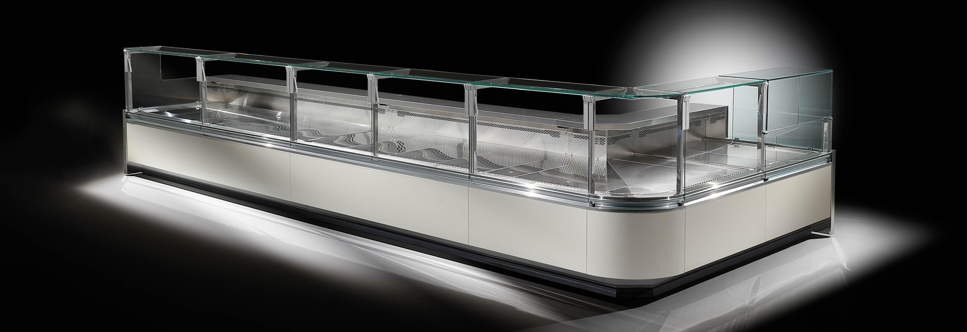 NEW ENIXE REFRIGERATED DISPLAY COUNTER