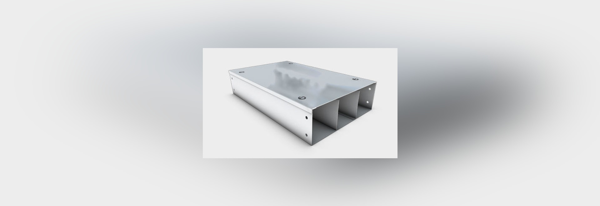 NEW: floor cable trunking by Unitrunk