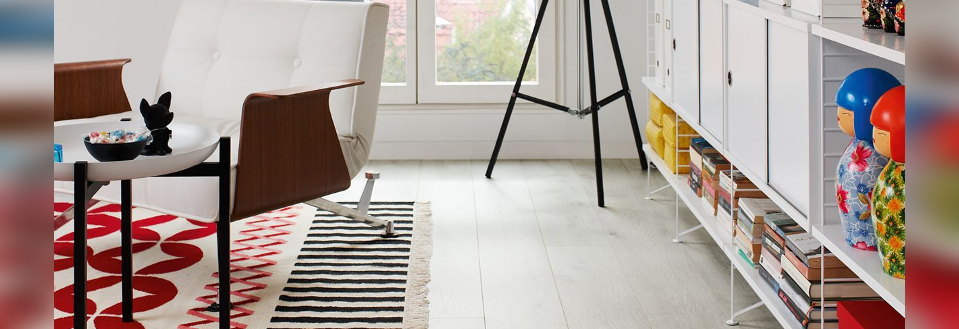 NEW: HDF laminate flooring by PERGO