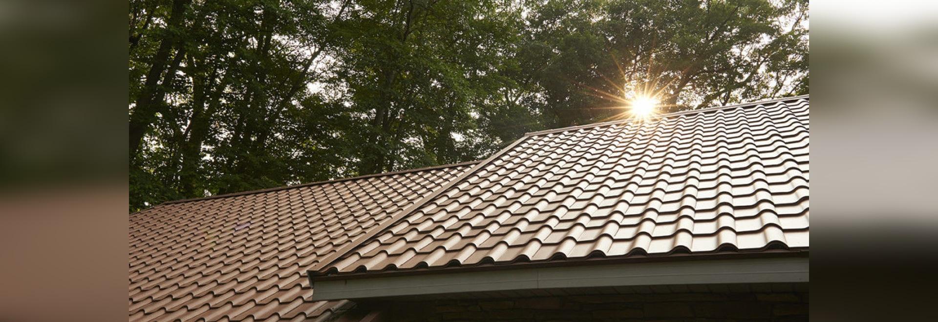NEW: metal roof tile by MATTERHORN METAL ROOFING