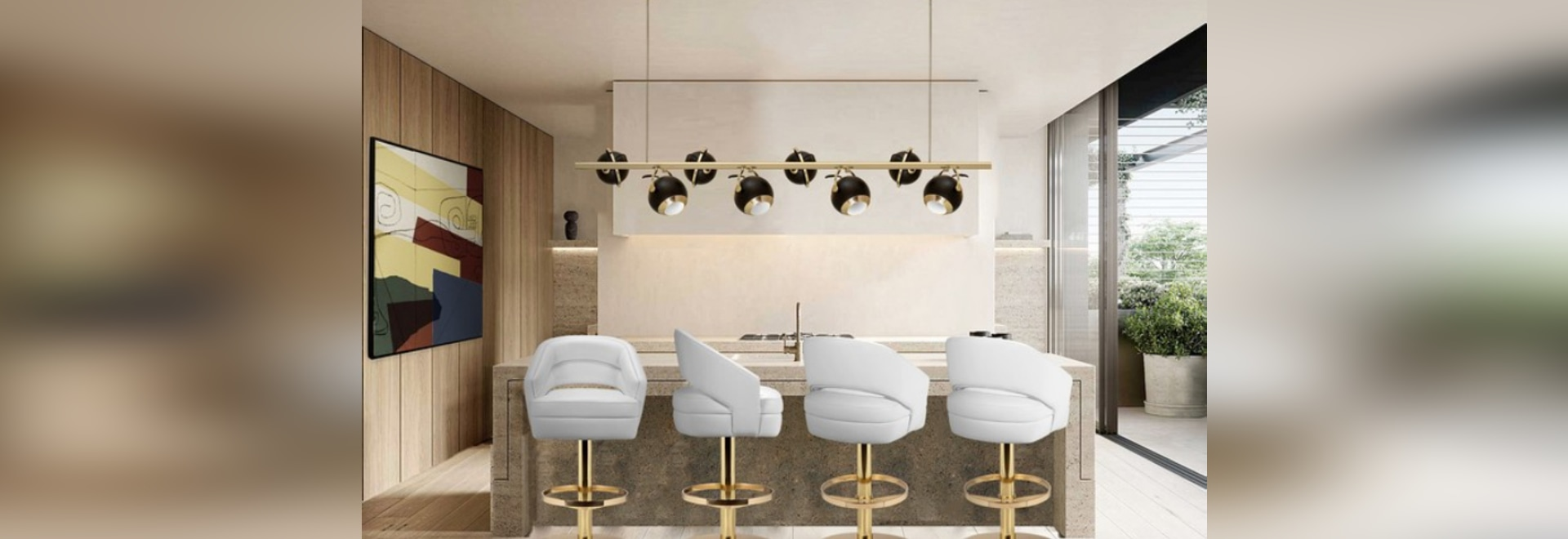 Watch Out For The New Mid Century Lighting Design Of The Scofield Family United States Delightfull