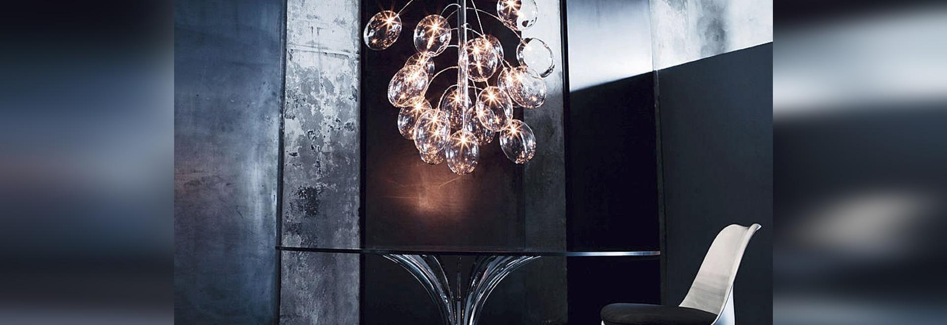 NEW: pendant lamp by de Majo Illuminazione