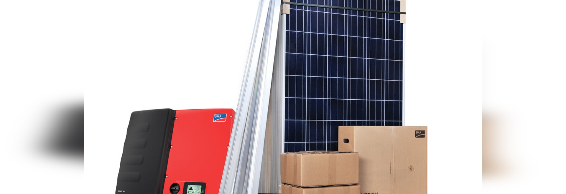 NEW: photovoltaic solar kit by mp-tec