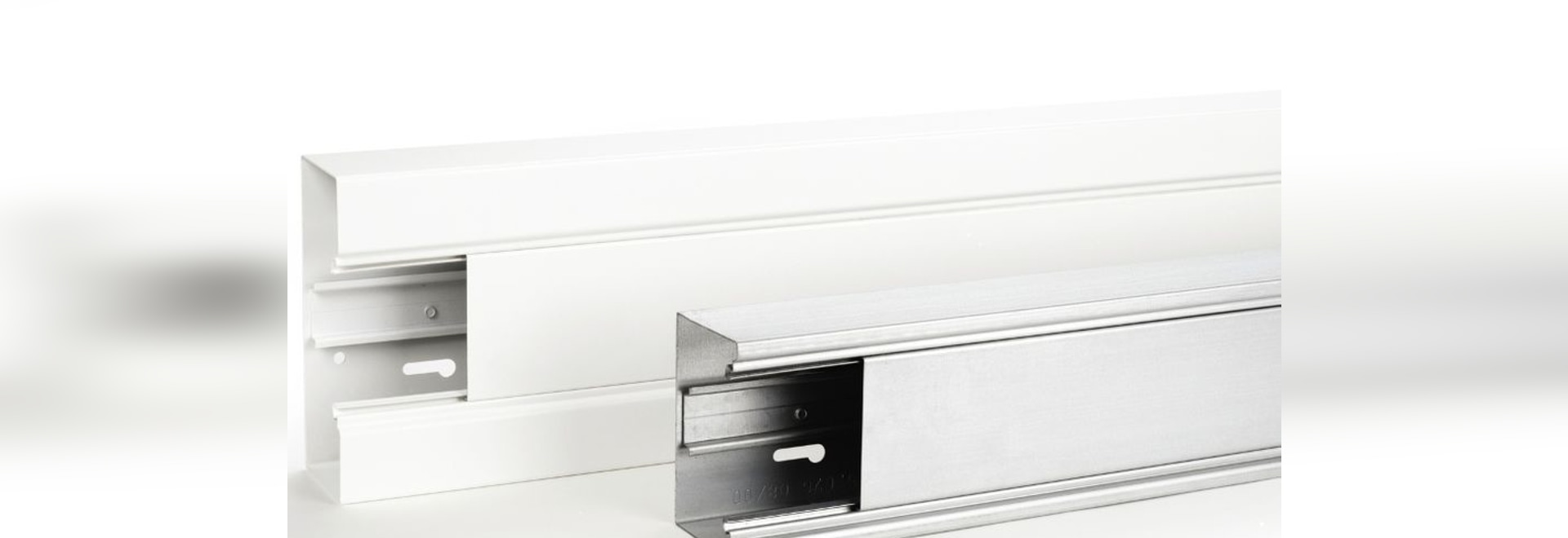 NEW: steel cable trunking by Rehau