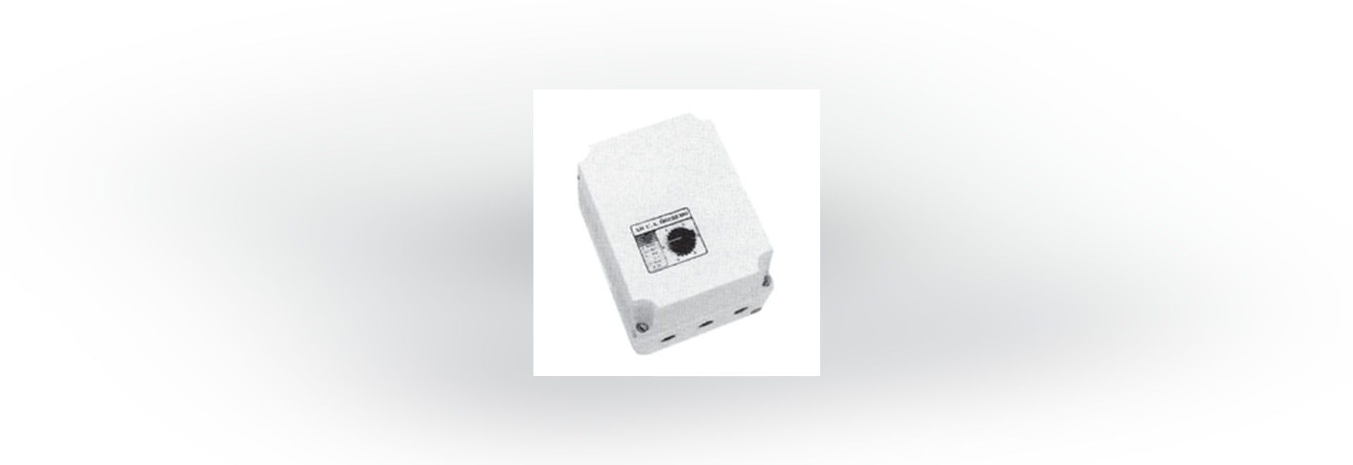 NEW: ventilation speed controller by VENCO A.S.