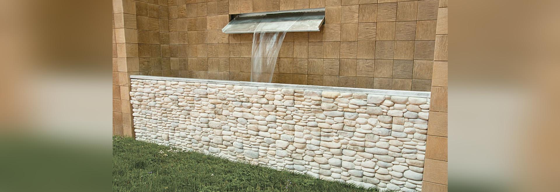 New wall cladding Misuri
