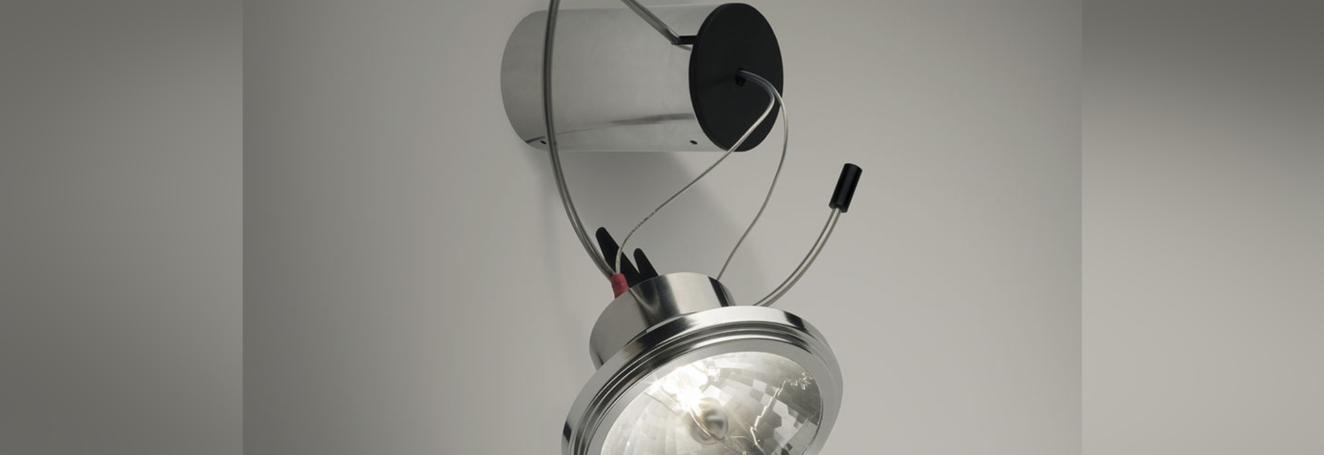 NEW: wall-mounted spotlight by Buck d.o.o.