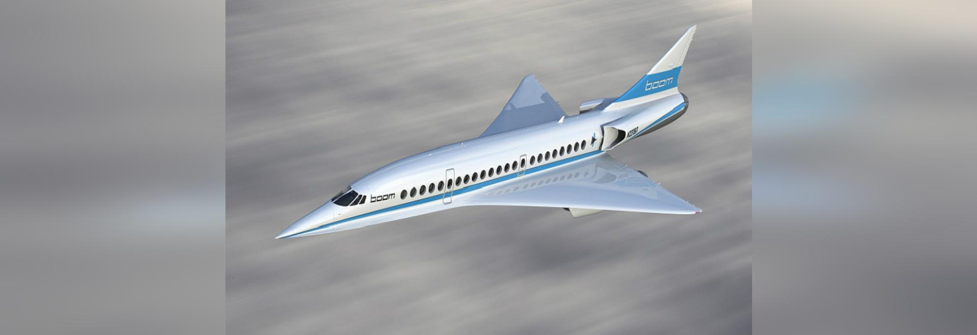 Next-gen Supersonic Planes