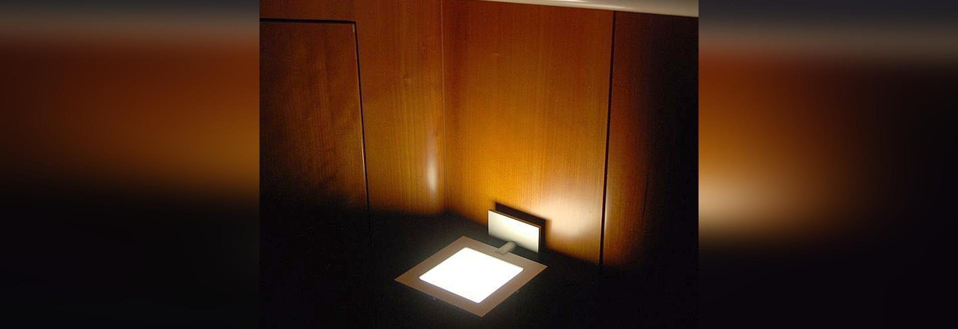 Organic OLED lights VERSA