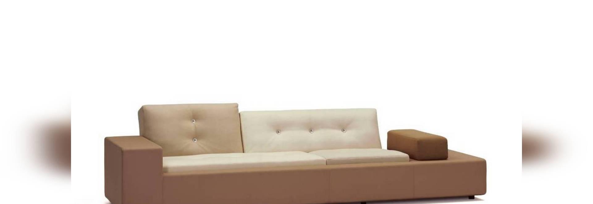 The original Polder sofa designed in 2005