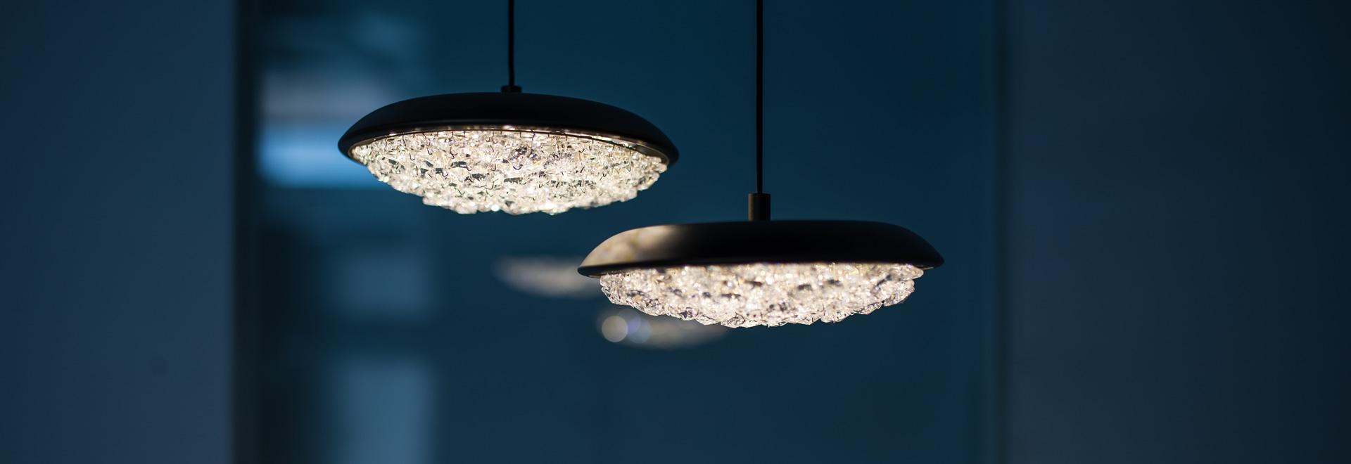 Origo crystal lights