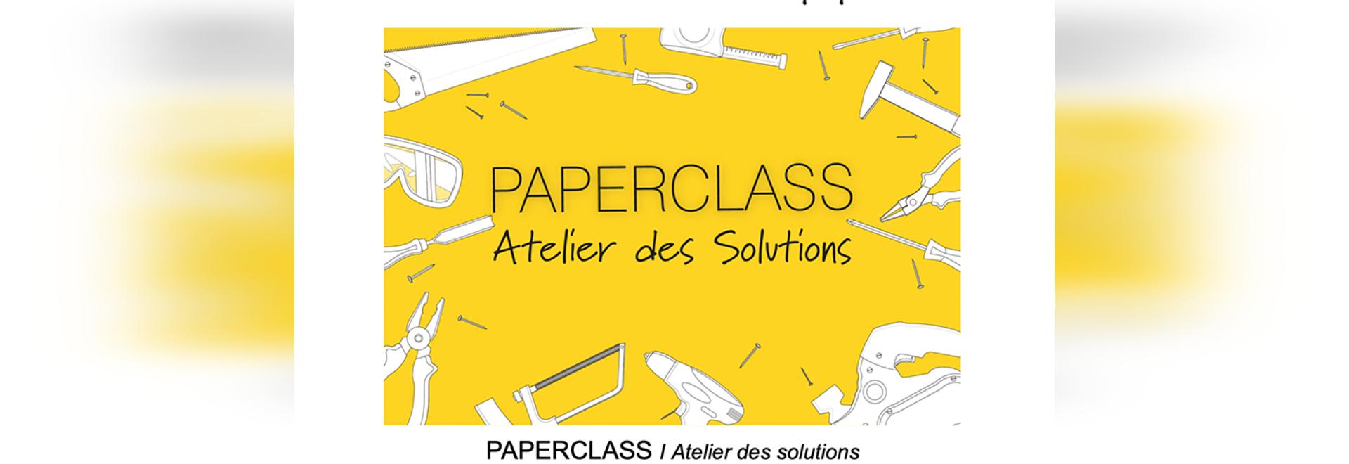 PAPER CLASS
