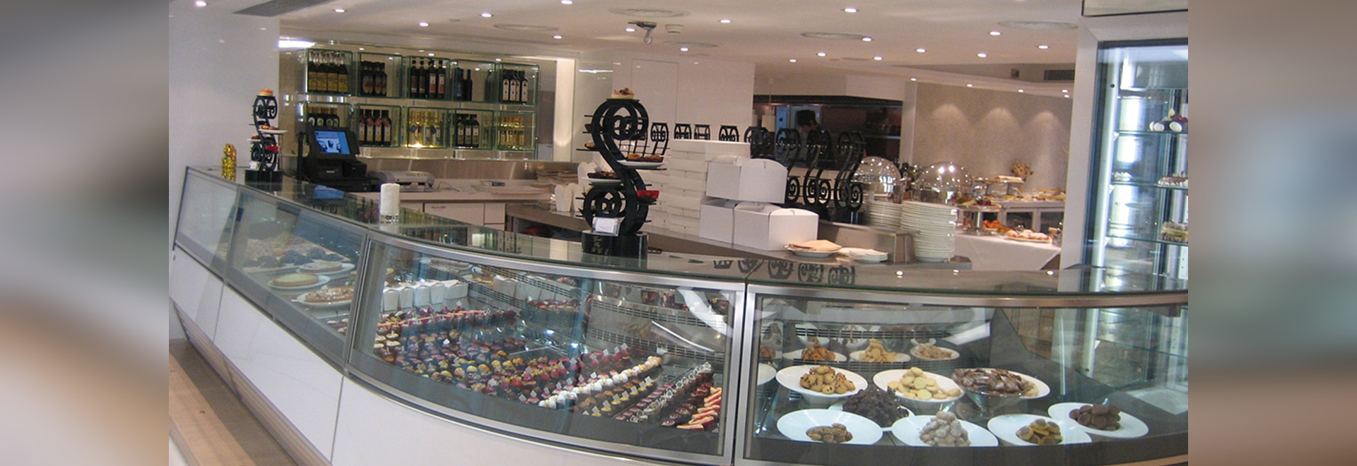 Pastry shop Gusto