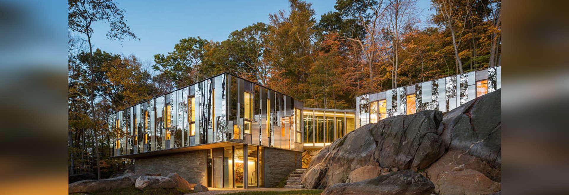 Pound Ridge House by KieranTimberlake, Pound Ridge, N.Y., United States
