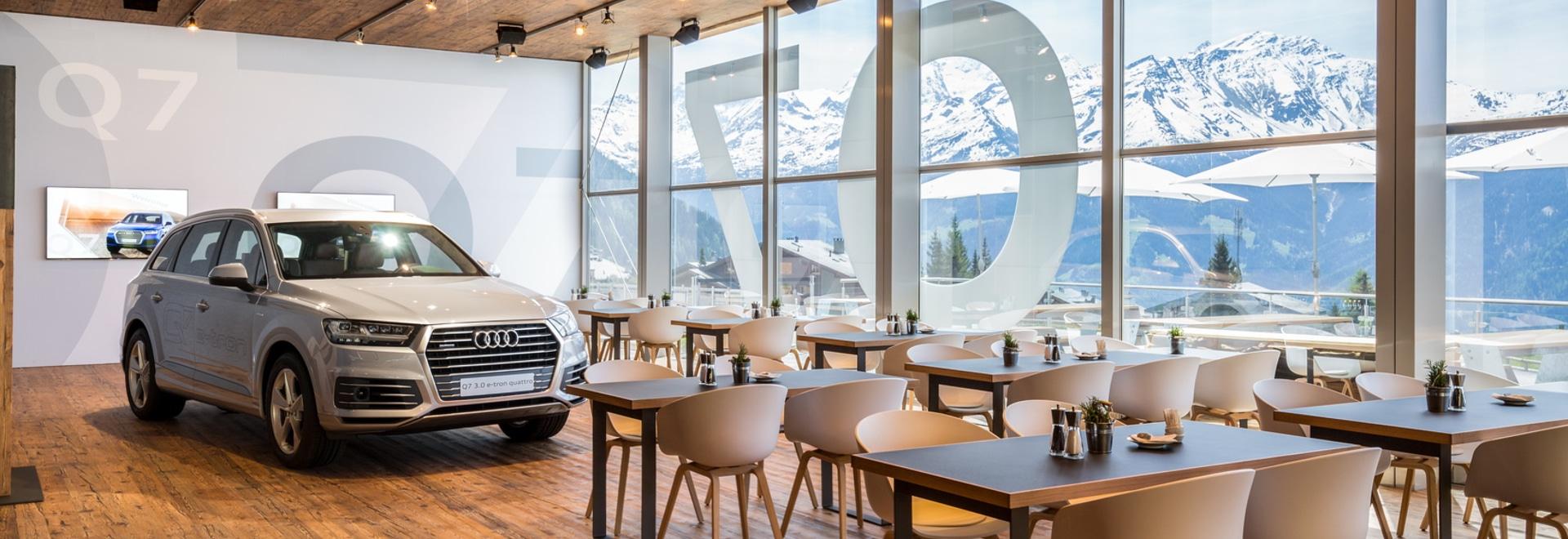 Presentation Audi Q7 2015
