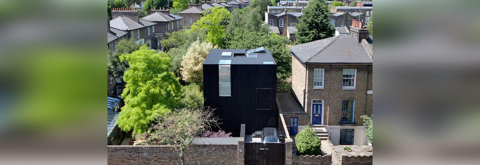 Private CrossRail station planned underneath Adjaye-designed London house