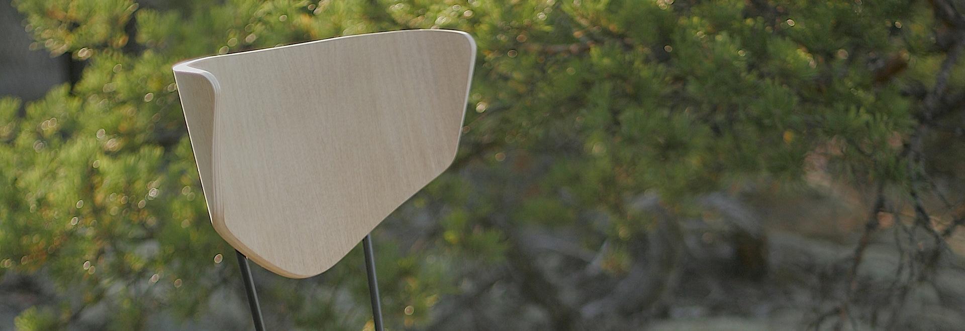 RayBoy designed by Elmet Treier