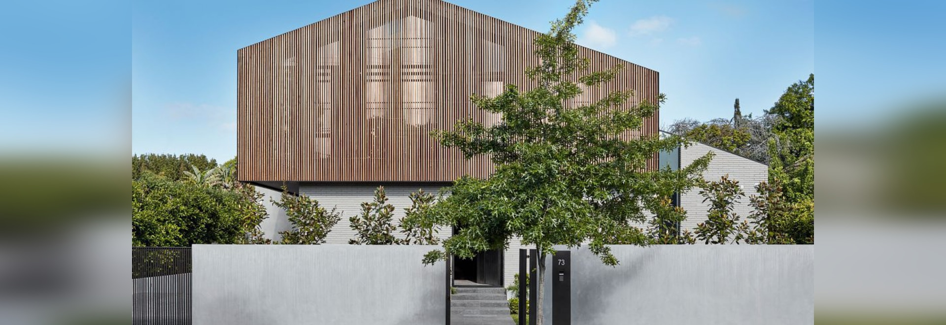 Refined Meets Robust – Caulfield Residence by Travis Walton Architecture