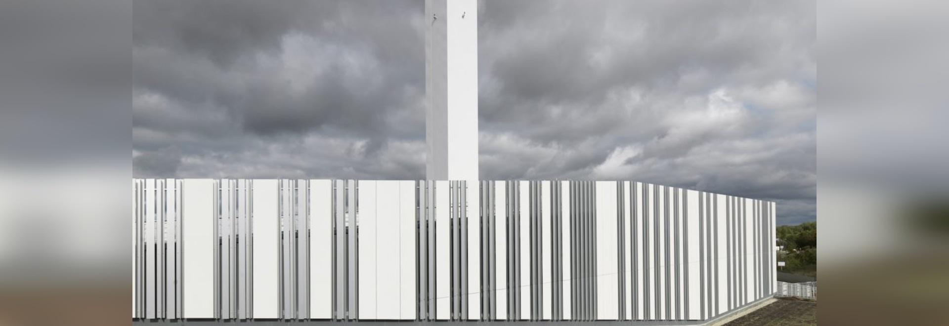 Reider's glass-fiber reinforced concrete panels are inherently fire retardant.