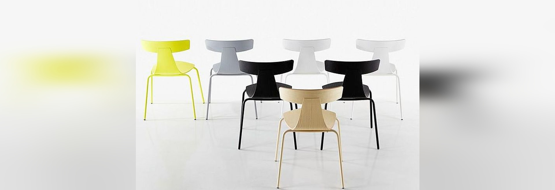 REMO METAL Chair, design Konstantin Grcic