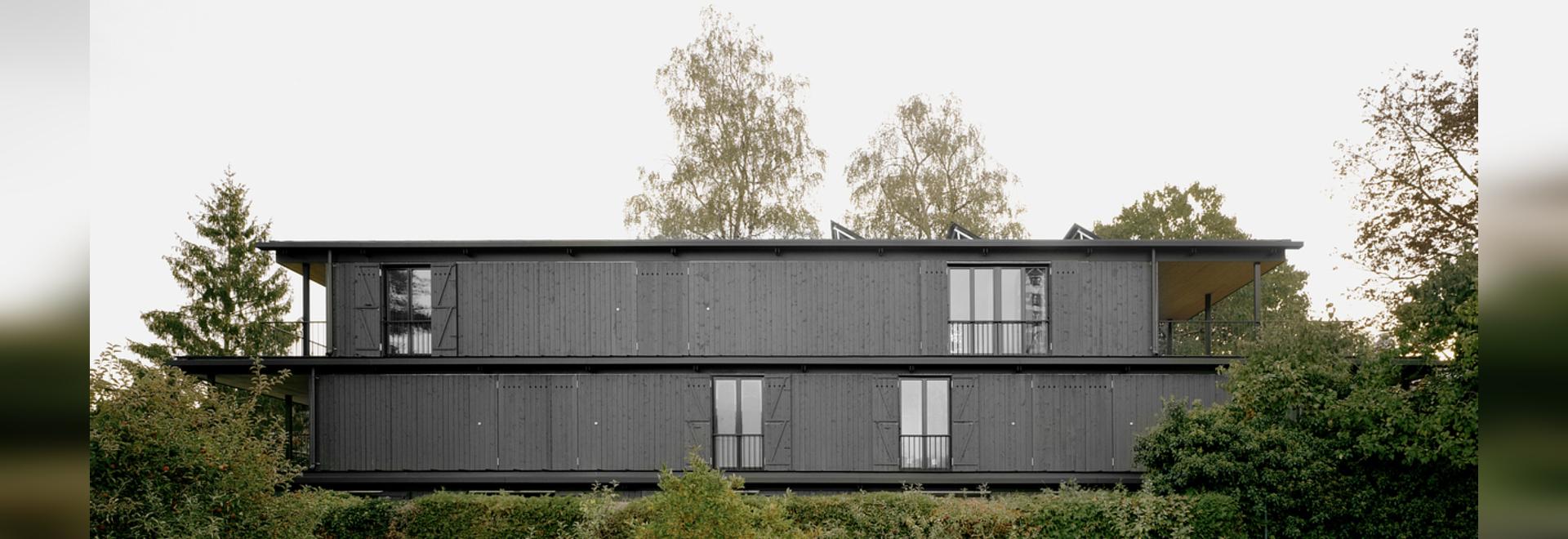 Residential Building Gatternweg / Felippi Wyssen Architects