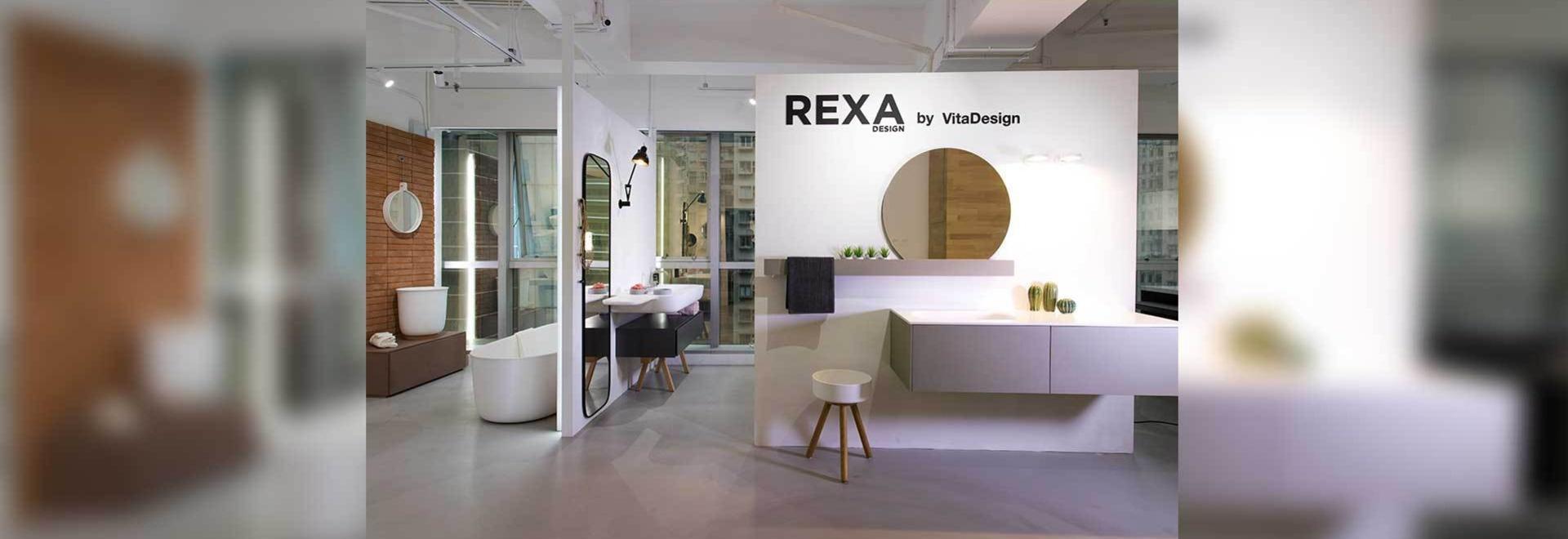 Rexa Flagship Store - Vita Design, Hong Kong