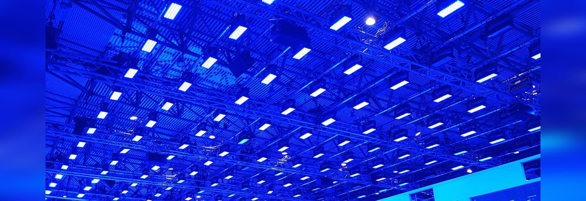 Salvatore Ferragamo fashion show illuminated by SGM 314 P-5 wash lights