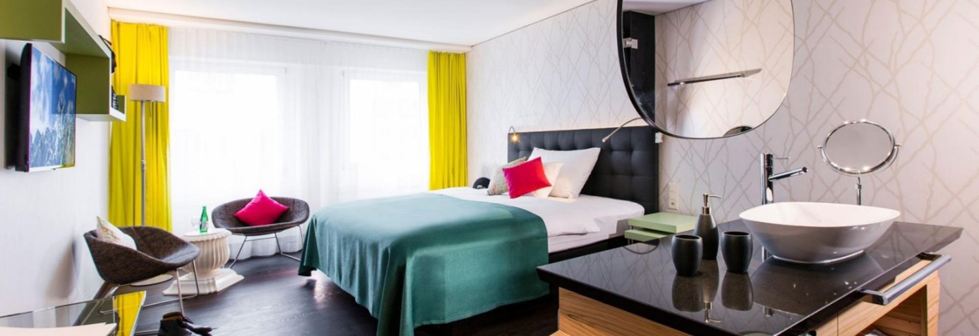 Sanitaires- Hotel Arte Suisse, Olten FRANKE Water System
