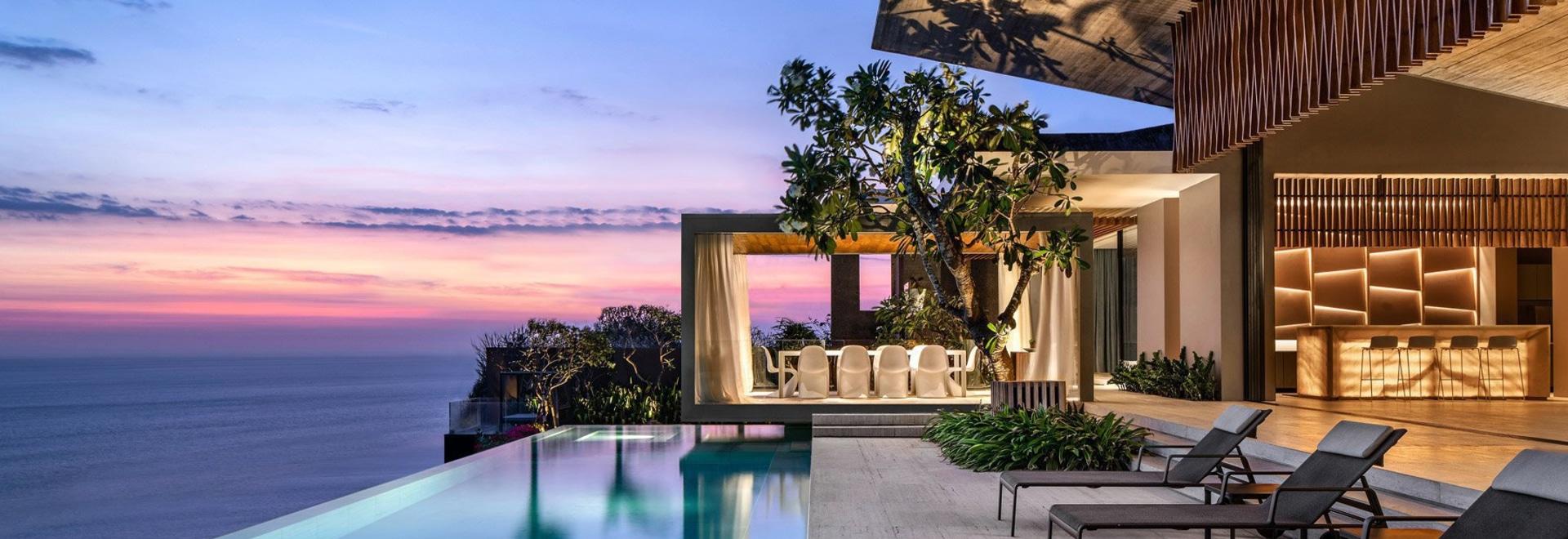 Saota Blends Indoor And Outdoor Space To Form Uluwatu House In Bali Pecatu South Kuta Badung Regency Bali Indonesia