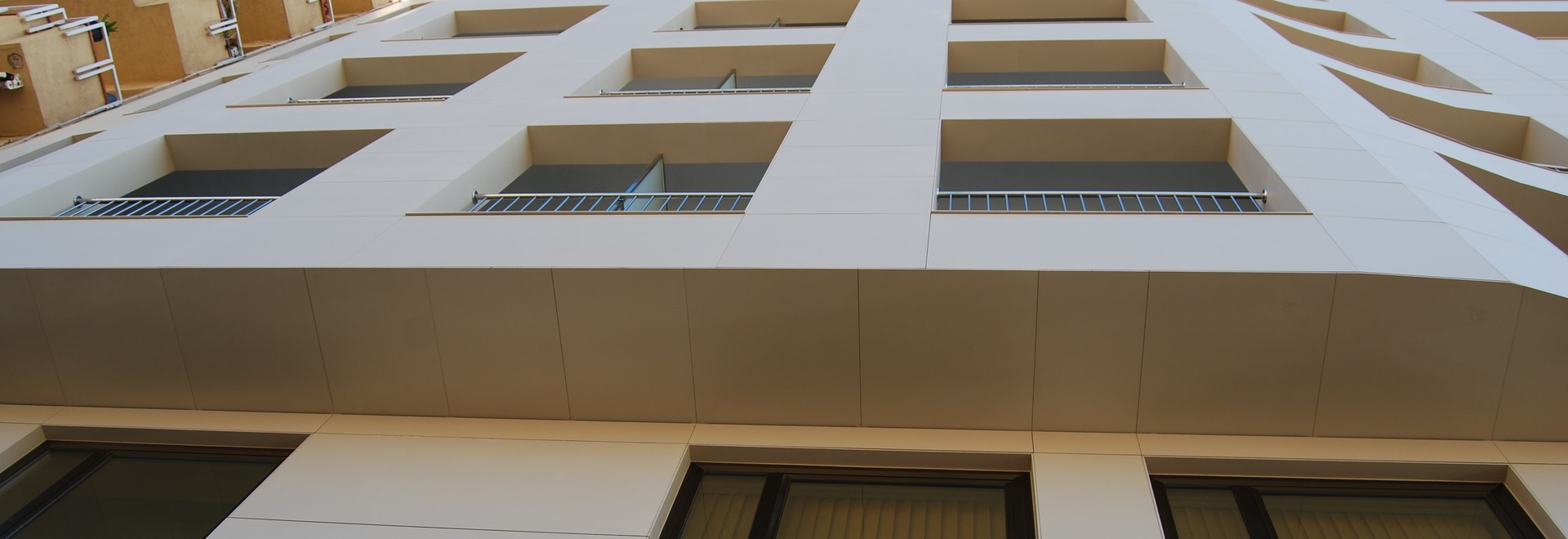 Savings thanks to ventilated facades